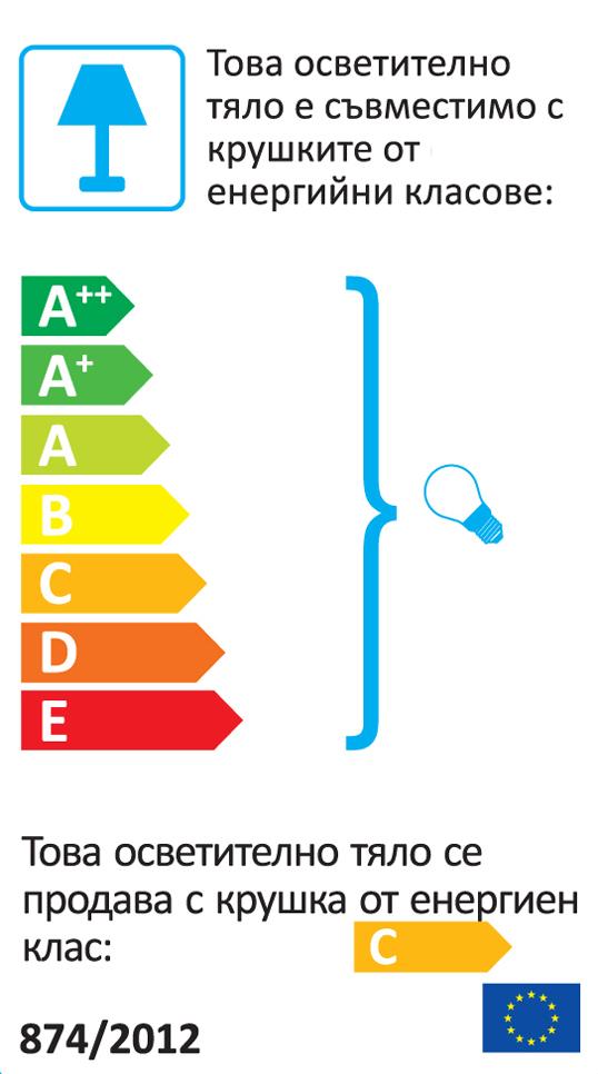 Виж етикета за Функционален аплик ADJUSTABLE WALL LIGHTS