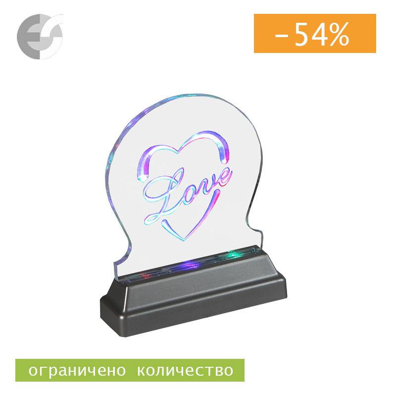 Настолна лампа - ACRYLO От Електро Стил ООД