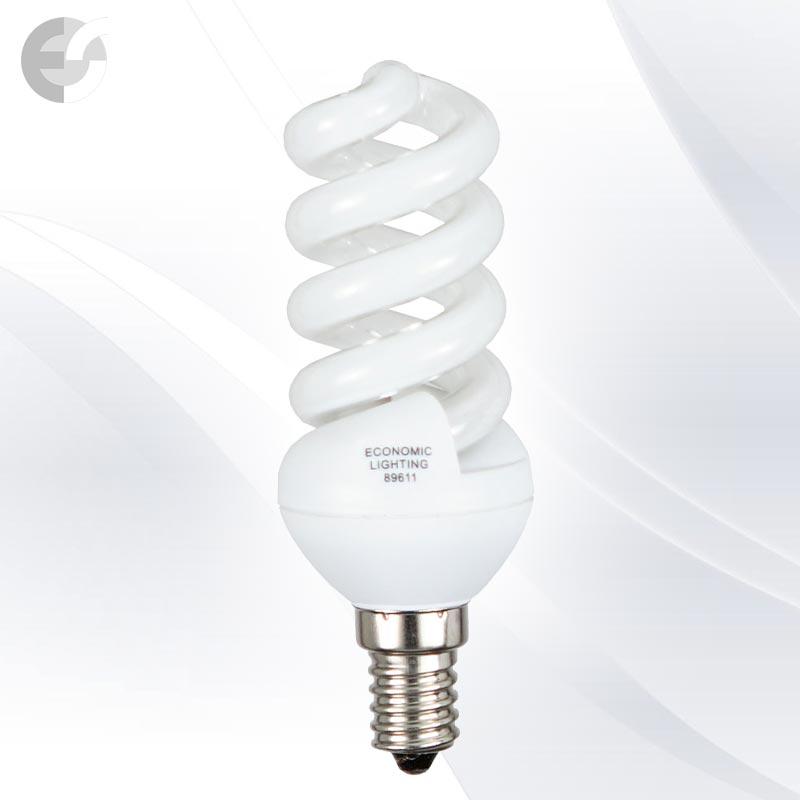 Енергоспестяваща крушка 11W E14 650Lm 2700K От Електро Стил ООД