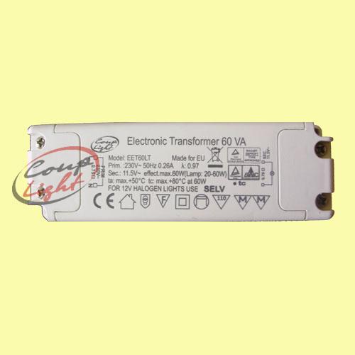 Електронен трансформатор 60W От Електро Стил ООД