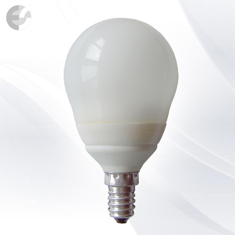 Bec de economisire a energiei 9W E14 600Lm 2700K 89634