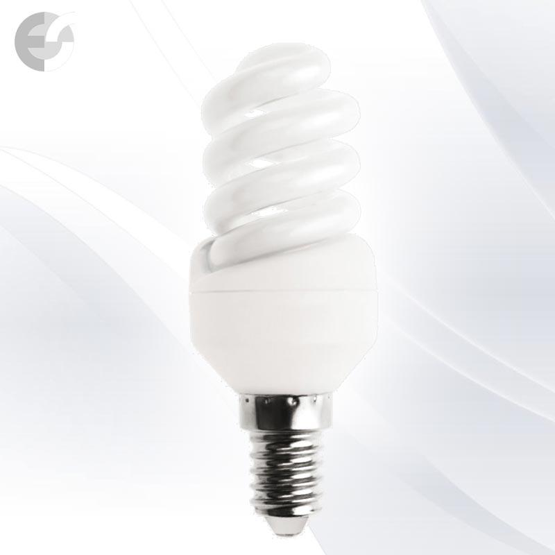 Енерго спестяваща лампа 9W E14 485Lm 2700K От Електро Стил ООД