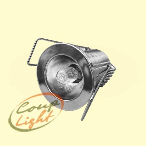 Луна за окачен таван хром От Електро Стил ООД