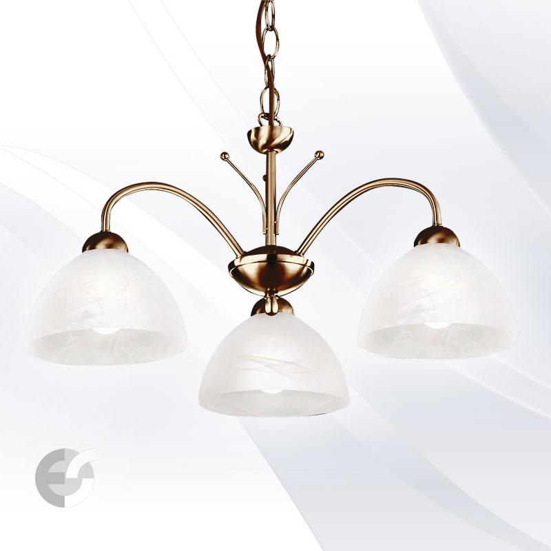 Lustra - corpuri de iluminat MILANESE 1133-3AB