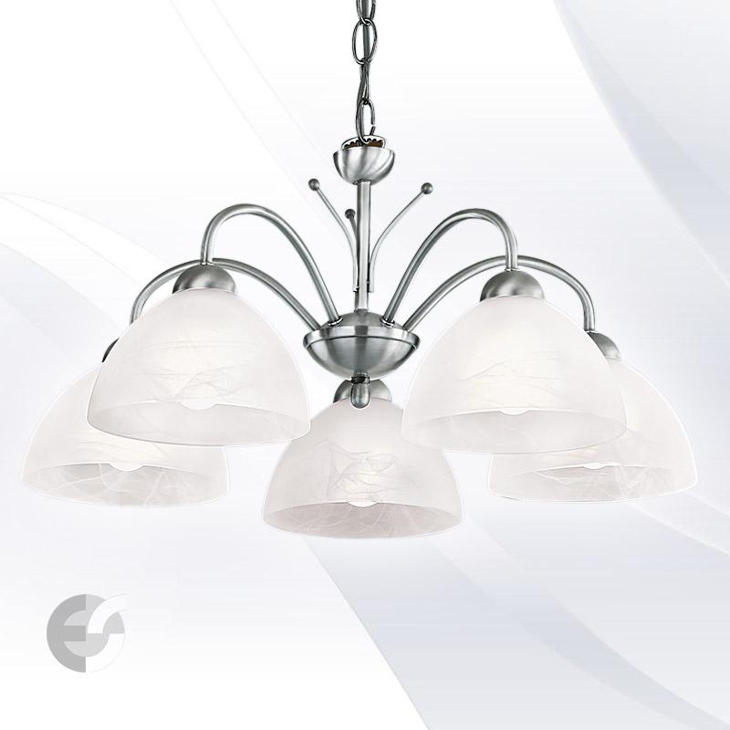 Lustra - corpuri de iluminat MILANESE 1135-5SS