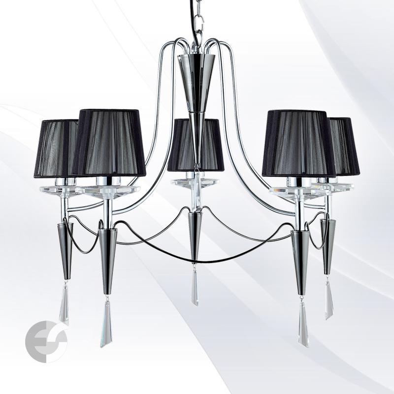 Полилей с кристали и елегантен дизайн DUCHESS