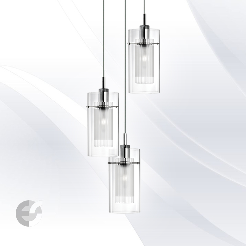Lustra - corpuri de iluminat Duo II 2300-3