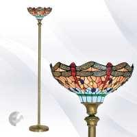 Лампион DRAGONFLY тип TIFFANY От Електро Стил ООД