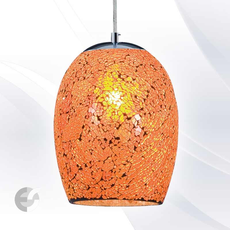 Lustra - corpuri de iluminat CRACKLE 8069OR