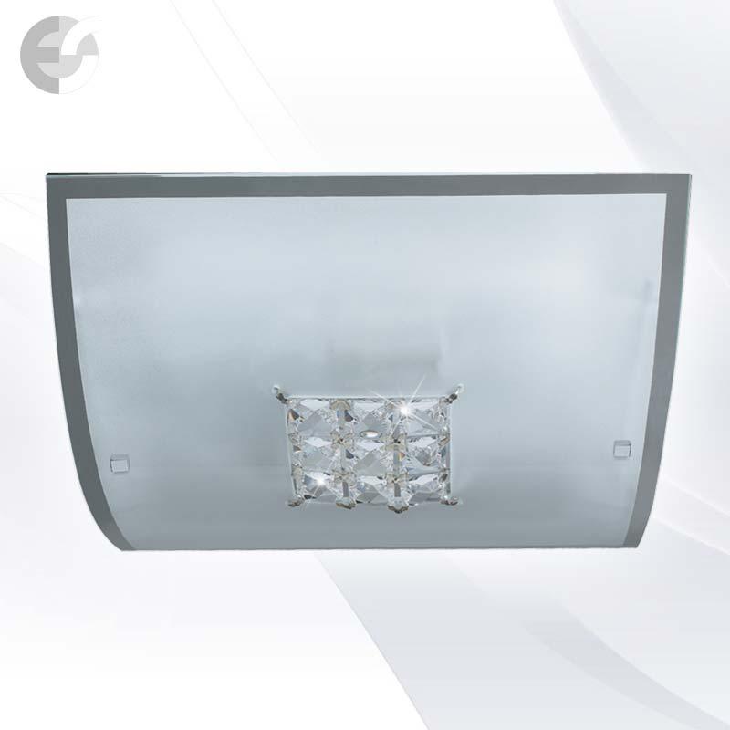Plafoniere cristal FLUSH