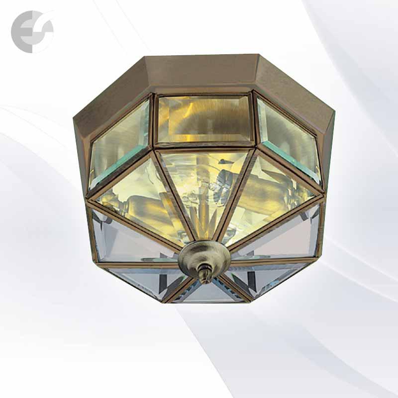 Plafoniere - iluminat vintage FLUSH 8235AB