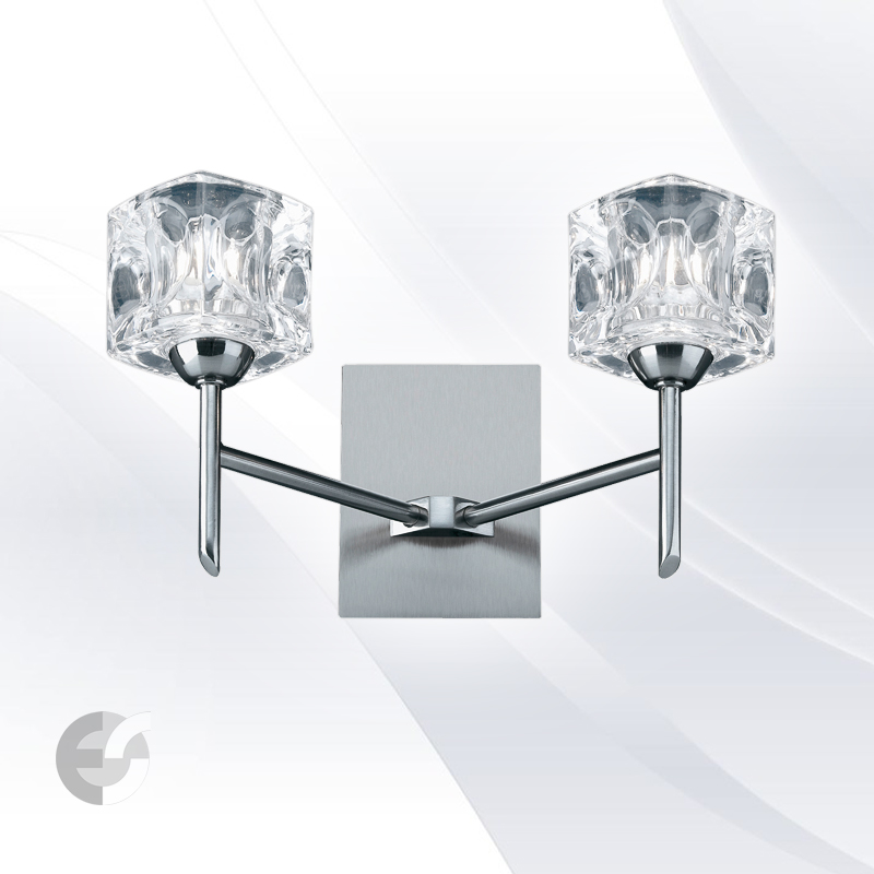 Aplice de perete ICE CUBE 4342-2-LED