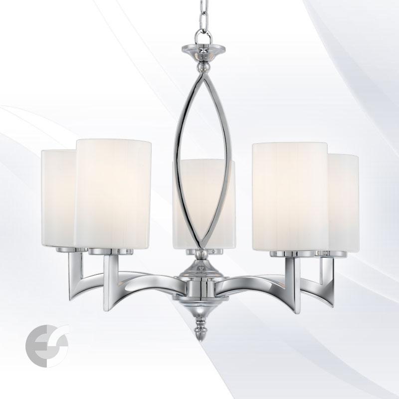 Lustra - corpuri de iluminat GINA 4995-5CC