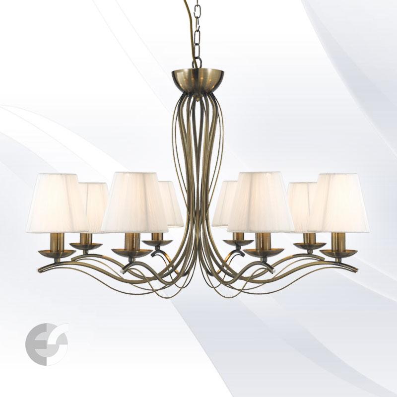 Lustra - corpuri de iluminat ANDRETTI 9828-8AB