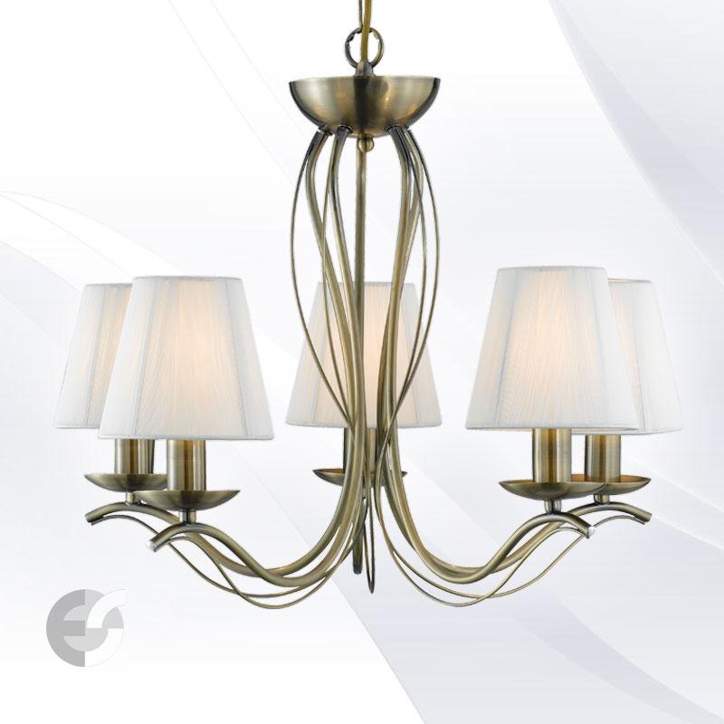 Lustra - corpuri de iluminat ANDRETTI 9825-5AB