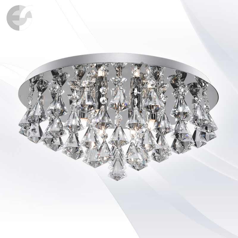 Plafoniere cristal HANNA 3306-6CC