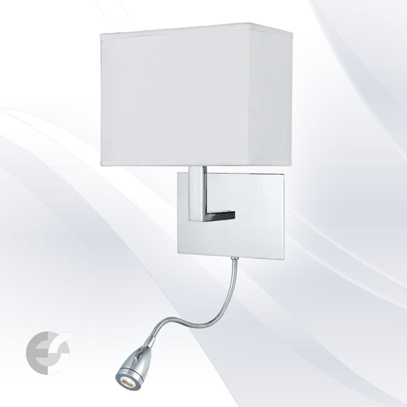 Аплик за спалня WALL LIGHTS 6519CC