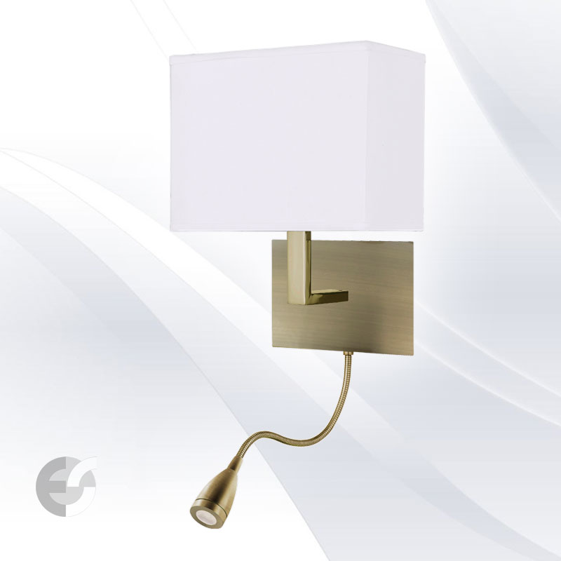 Аплик за спалня WALL LIGHTS 6519AB