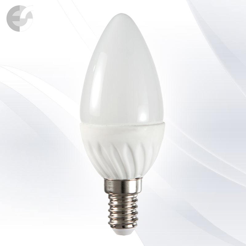 LED крушка 6W E14 От Електро Стил ООД