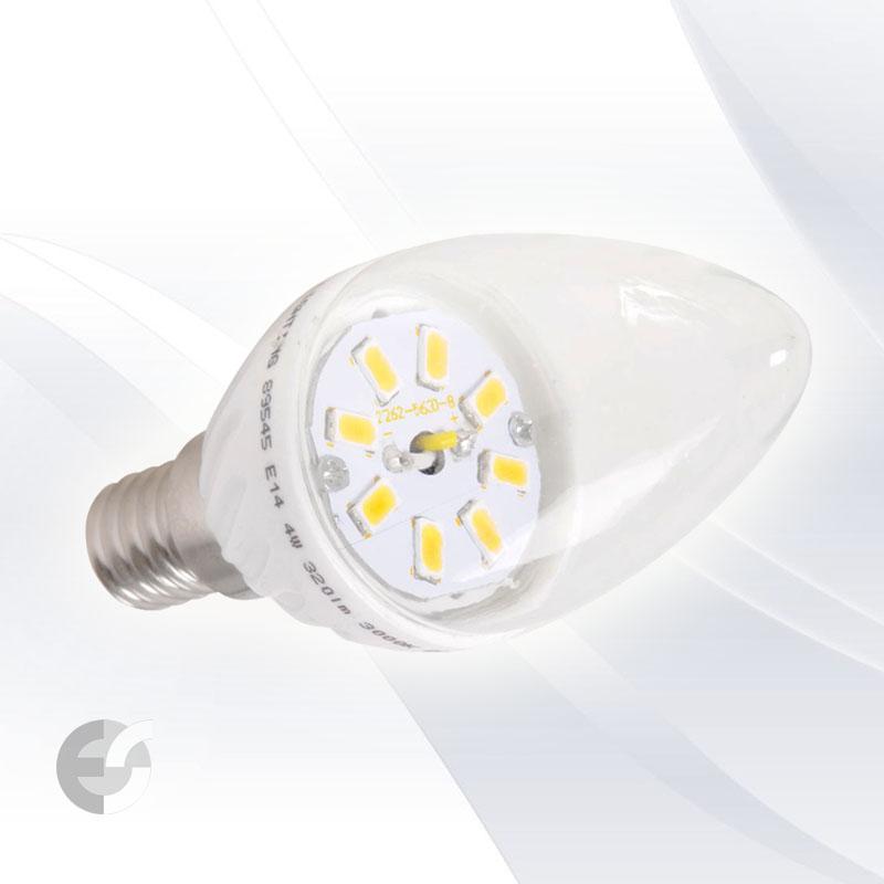 LED крушка - SAVE MASTER 4W E14