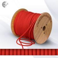 Текстилен кабел 2х0.75mm2 червен  От Електро Стил ООД