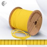 Текстилен кабел 2х0.75mm2 жълт От Електро Стил ООД