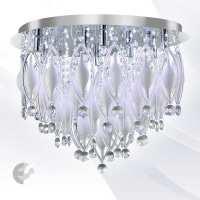 LED плафон с ефектен дизайн Spindle От Електро Стил ООД