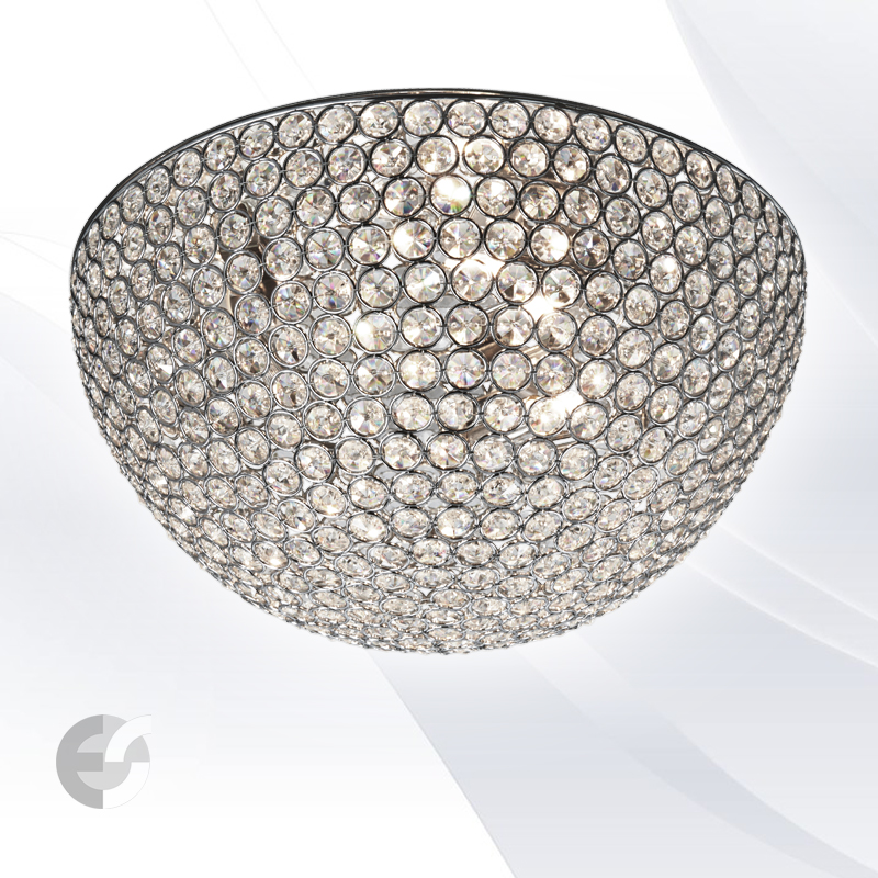 Plafoniere cristal CHANTILLY 5163-35CC