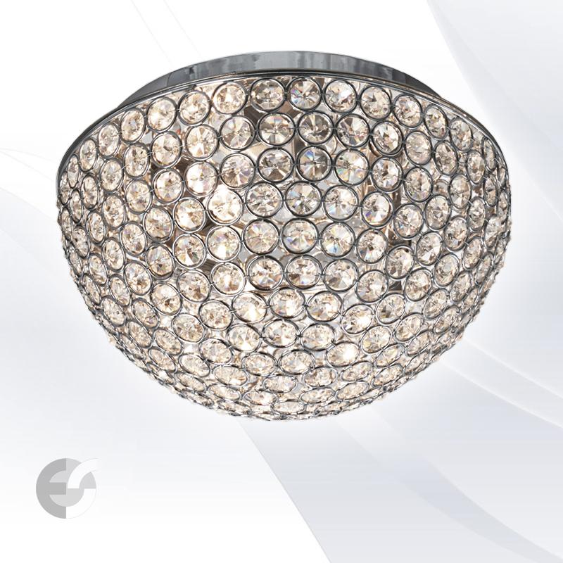 Plafoniere cristal CHANTILLY 5162-25CC