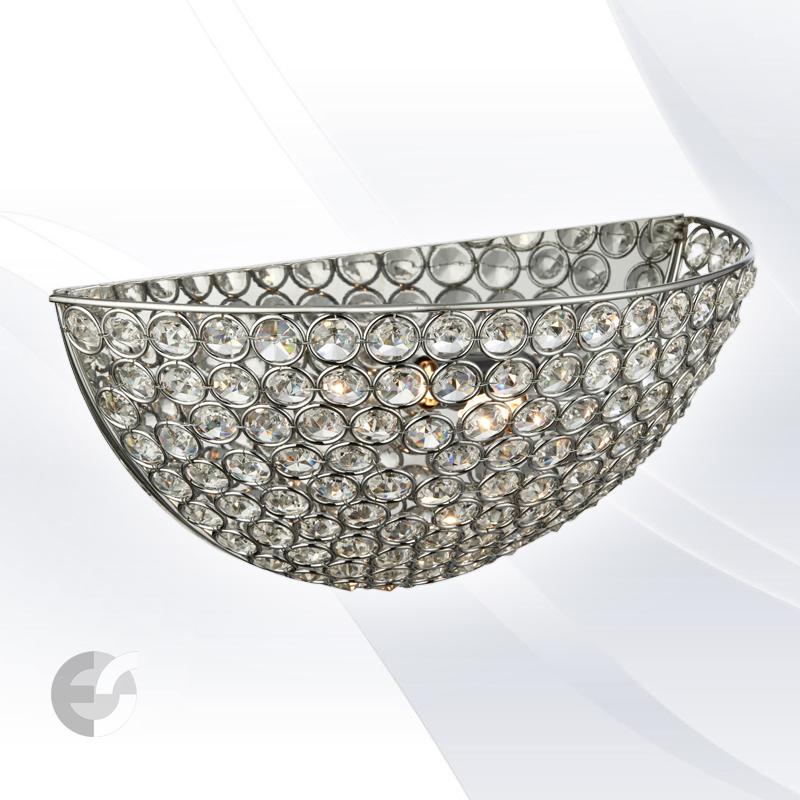 Aplica cristal CHANTILLY 6161CC
