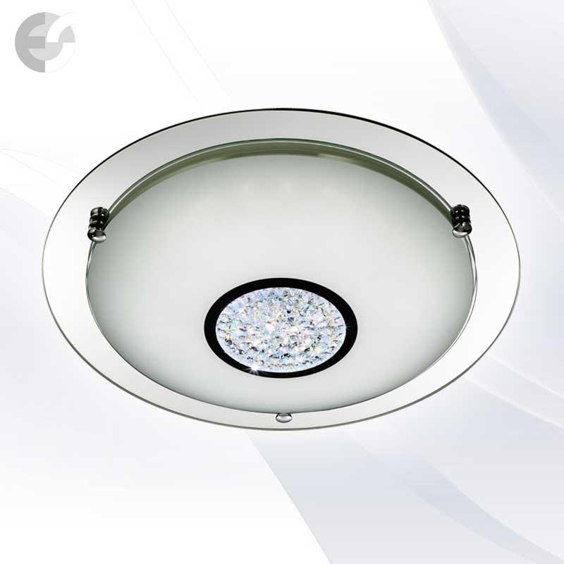 LED Plafoniere cristal FLUSH 2773-31