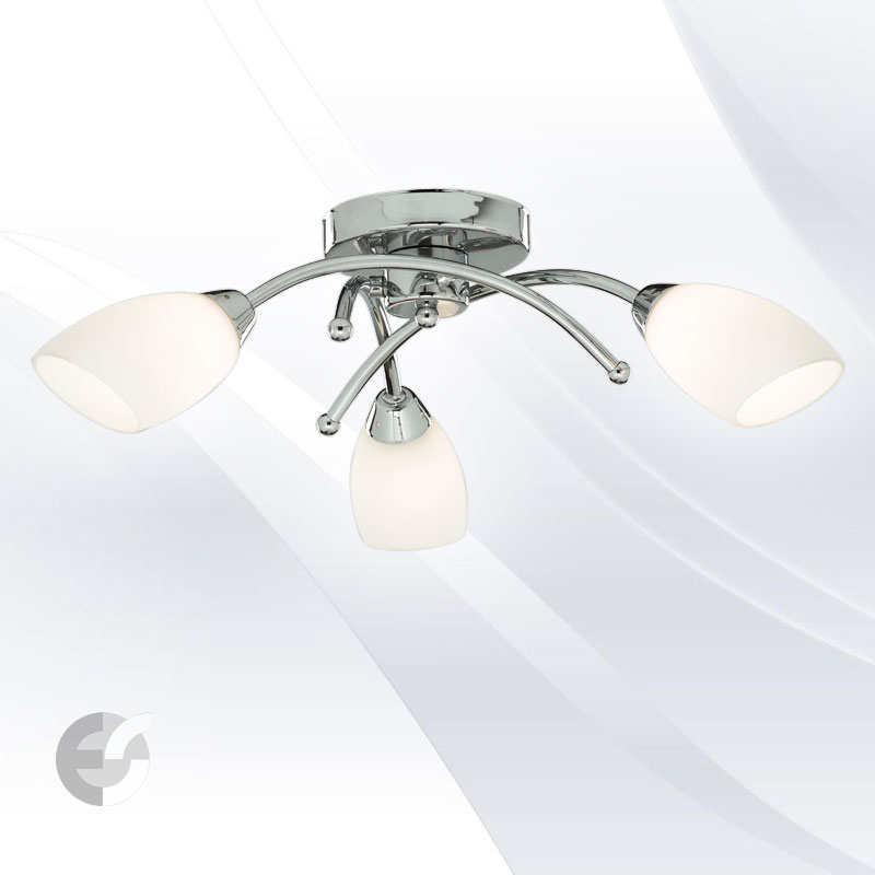 Plafoniere de baie BATHROOM 4483-3CC-LED
