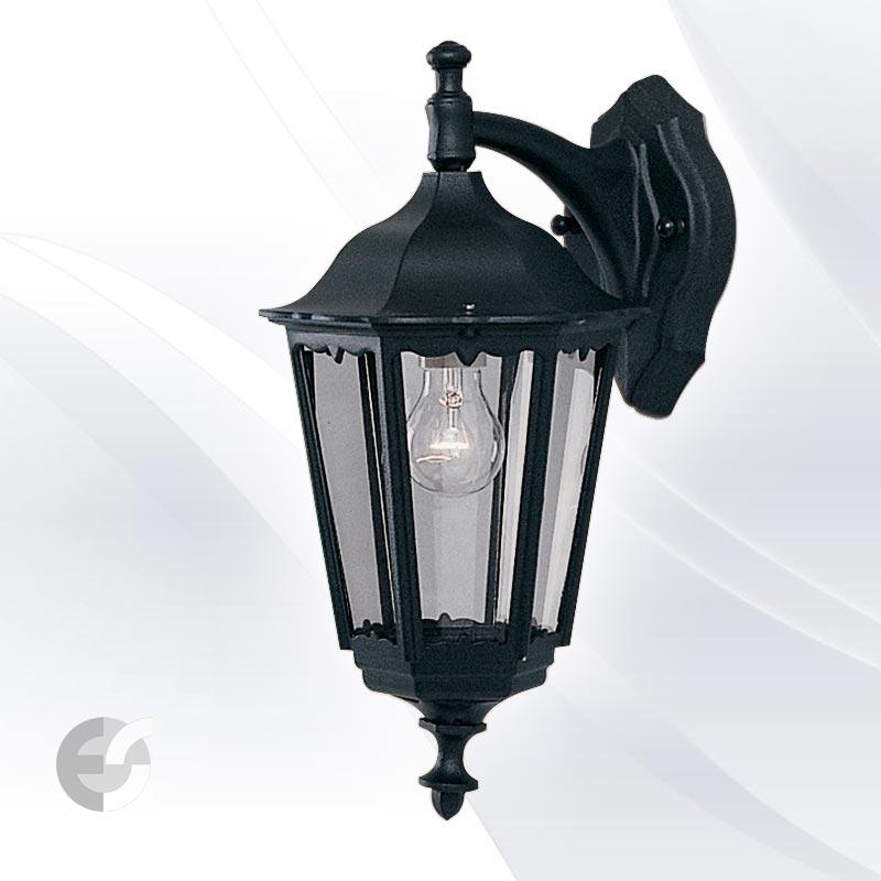 Aplica - iluminat de gradina BEL AIRE 82531BK