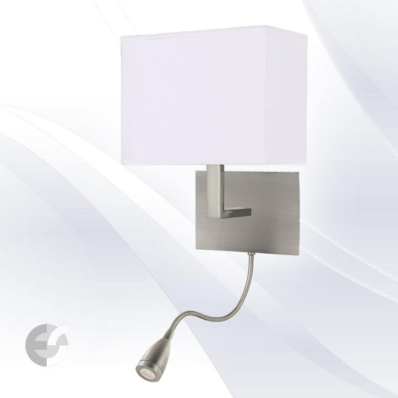 Аплик за спалня WALL LIGHTS 6519SS
