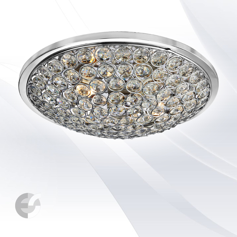 Plafoniere cristal CHANTILLY 4163-35CC