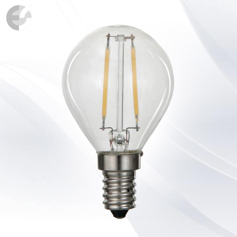 LED крушка 2W E14 210Lm 3000K От Електро Стил ООД