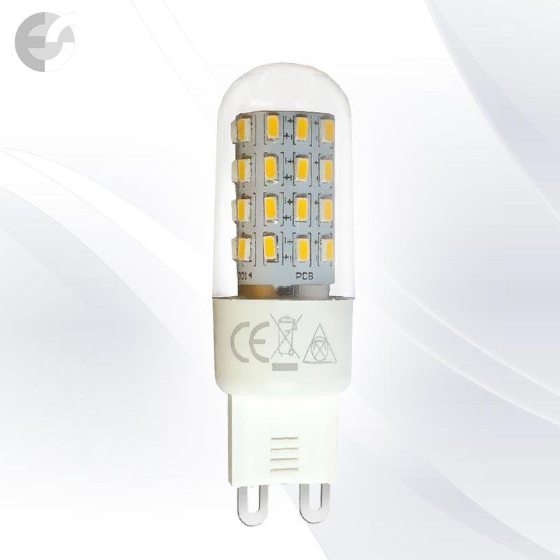 Bec cu LED-uri 3.5W G9 320Lm 3000K