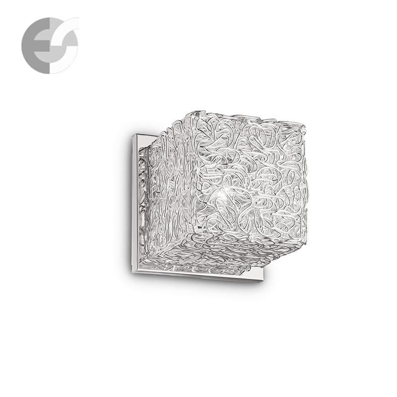 Aplica cristal QUADRO 031644