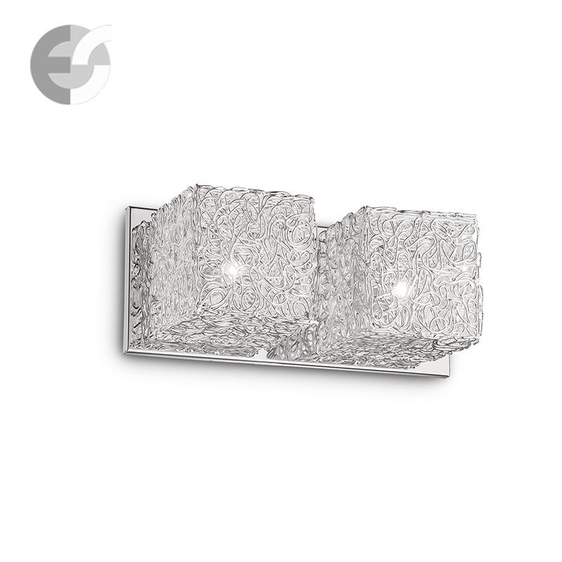 Aplica cristal QUADRO 031675