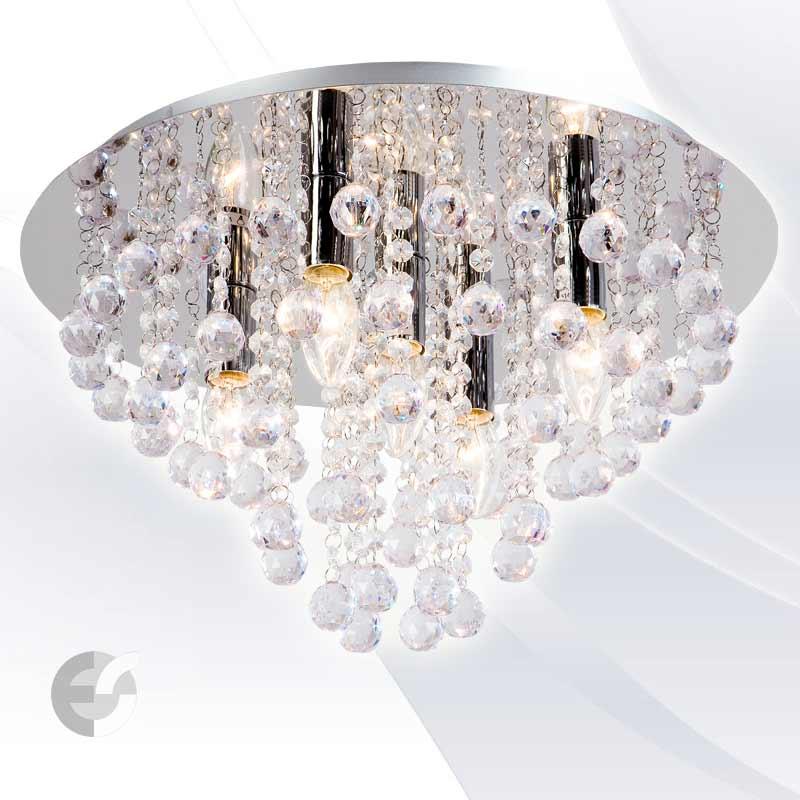 Plafoniere cristal LONDON 63040506