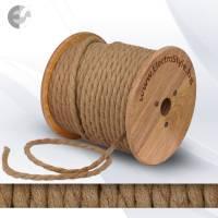 Текстилен кабел 2х0.75mm2 коноп усукан От Електро Стил ООД