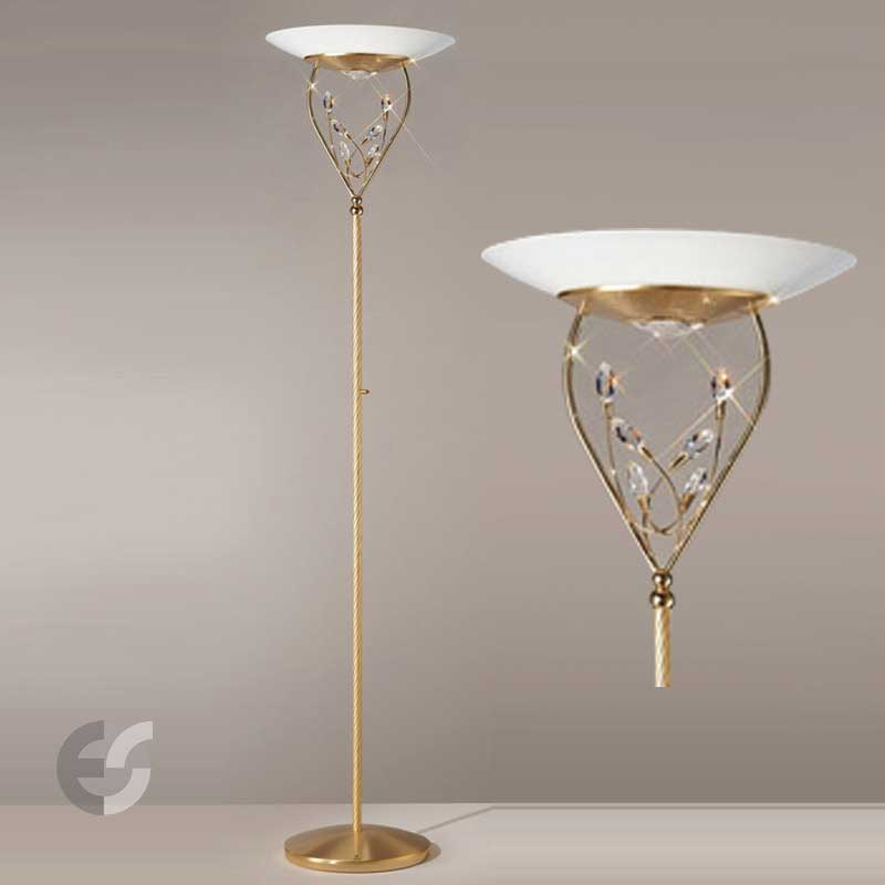 lampion s kristali bellis