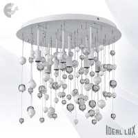 Плафон NEVE със стъклени сфери От Електро Стил ООД