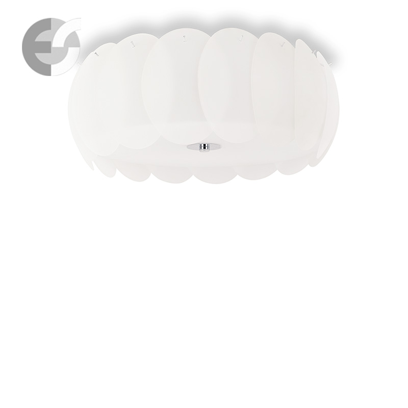 Plafoniere - corpuri de iluminat OVALINO 094014