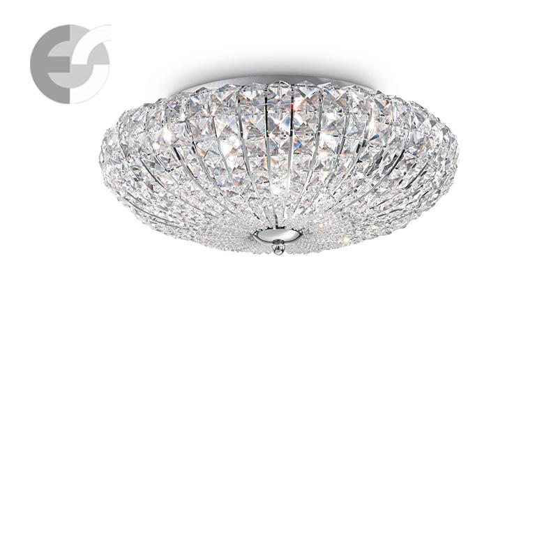 Plafoniere cristal VIRGIN 016122