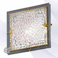 Плафон с 24К златно покритрие Sparkling От Електро Стил ООД
