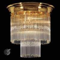 C450.14/30 - Plafoniere cristal ART DECO