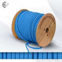 Текстилен кабел 2х0.75ммм2 син От Електро Стил ООД