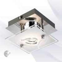 ALEXA - плафон с LED От Електро Стил ООД