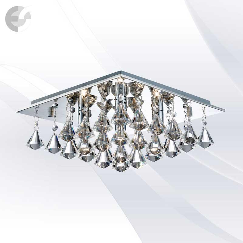 Plafoniere cristal HANNA 7304-4CC
